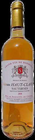 Sauternes Haut-Claverie