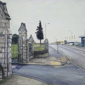 Cemetery Gates (Keats & Yeats)