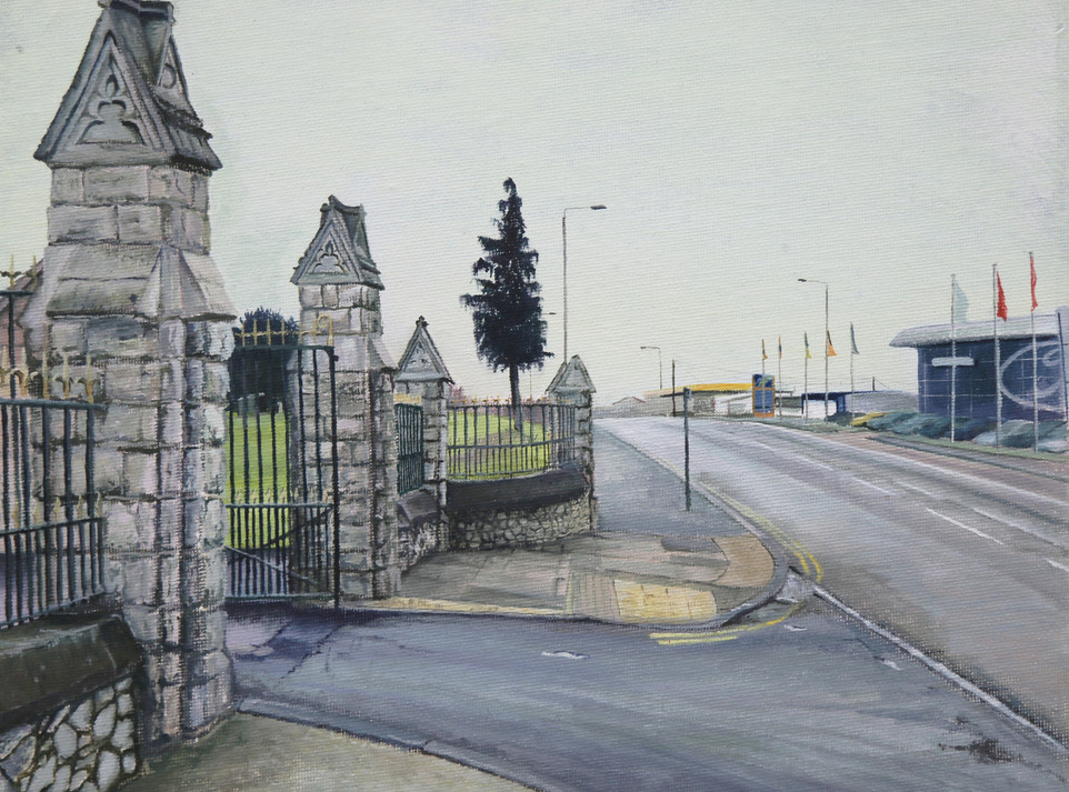 Cemetary Gates (Keats & Yeats)