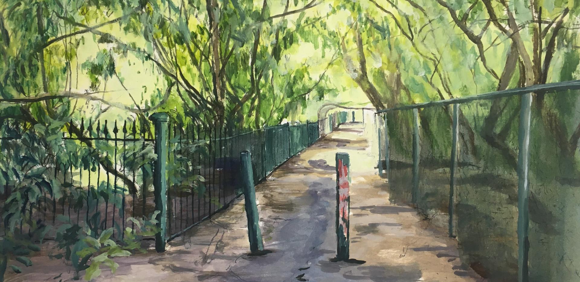 Untitled footpath