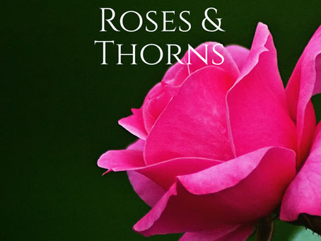 """It is well! (Excerpt from """"Roses & Thorns"""" devotional"""