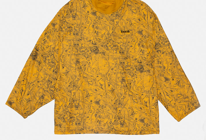 LONGSLEEVE - YELLOW