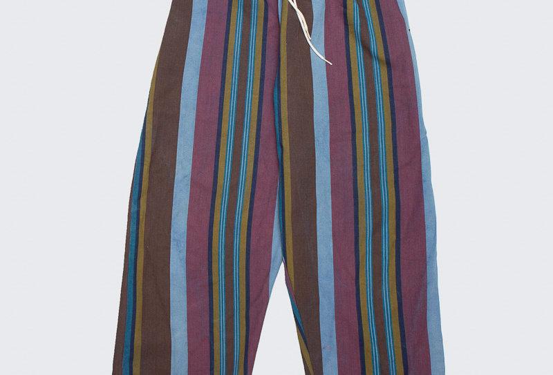 Deadstock Cotton - Striped