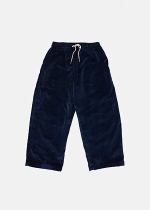 Midnight Cord Curtain Pants