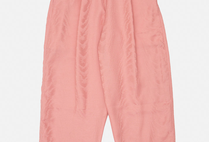 CURTAIN PANTS -LOBSTER
