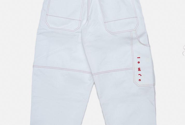 SHRINK-TO-FIT CARPENTER WHITE