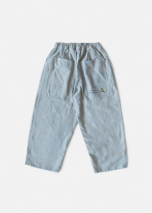 BLEACHED CHERRY PIE PANTS