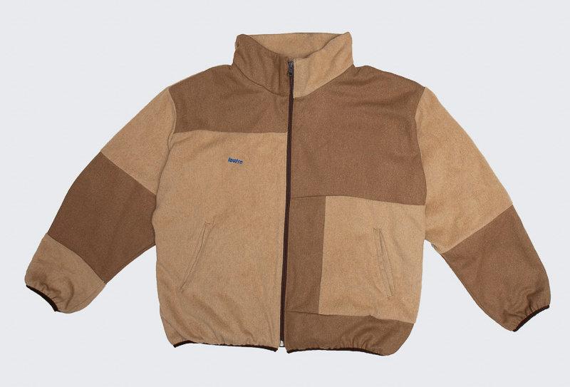 British Wool Patchwork Jacket