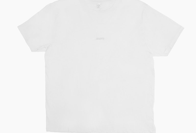 Climate Neutral Tee - White
