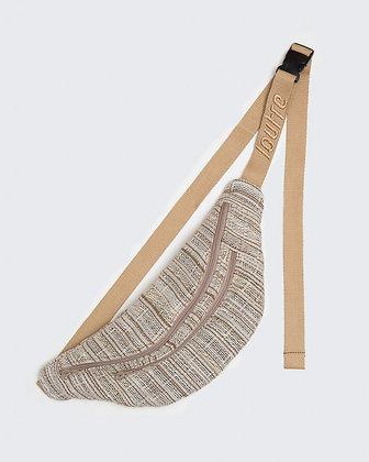 Offcuts Bag - Brown Stripes