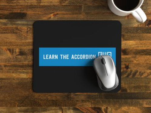 Accordion mouse mat