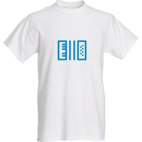 Accordion T shirt