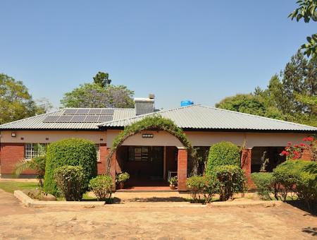 Pa Mthunzi Retreat Center & Future Trip Dates