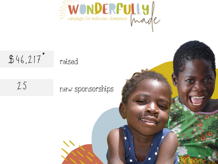 Fully Funded- Wonderfully Made Campaign