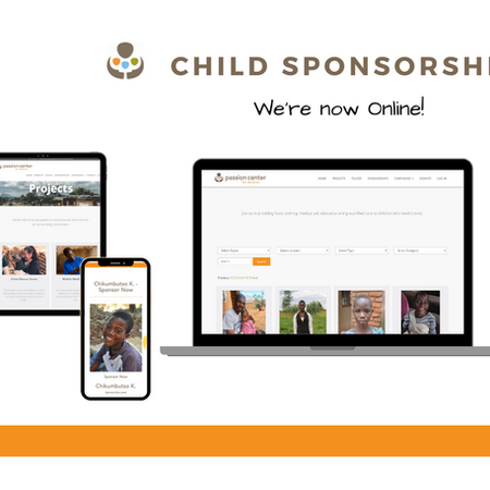 We've Transitioned- Our Sponsorships are now ONLINE!