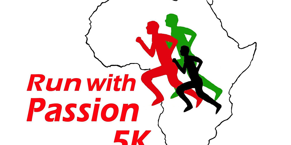 Run With Passion 5K (Virtual)