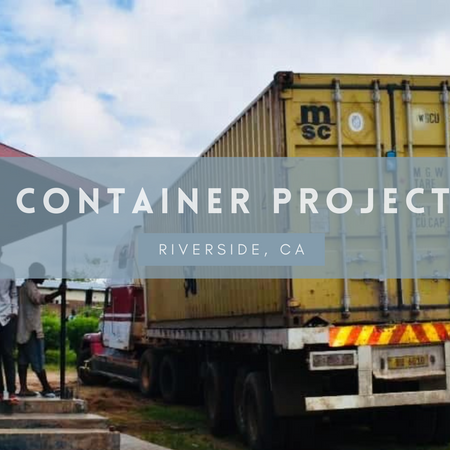 California Container Project