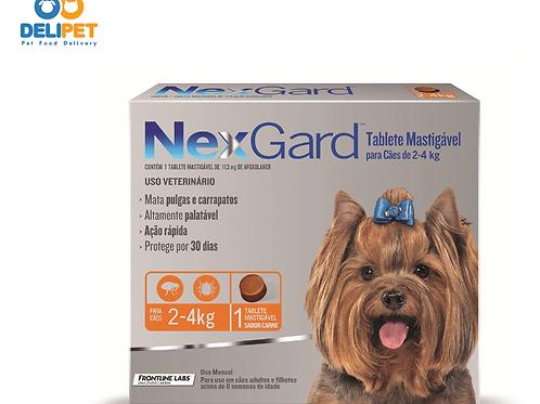 Nexgard 2 a 4 Kg 1und.