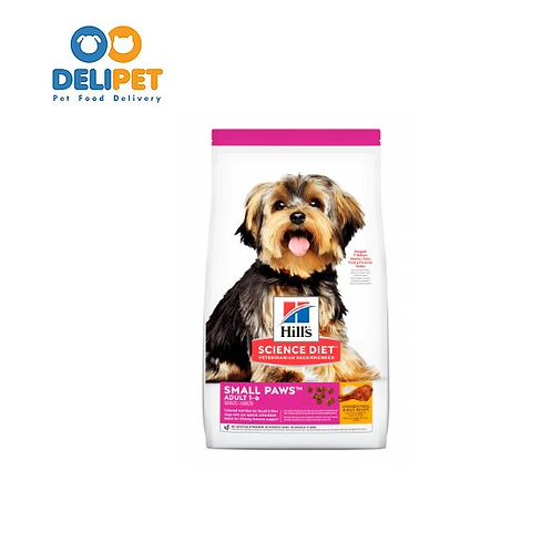 Hills SD Adult Small Paws 4.5 lb - (2KG)