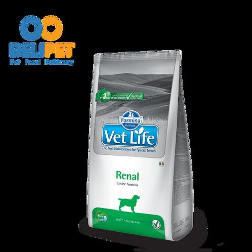 VetLife Formula Renal CANINO - (2KG - 10.1KG) ó mini (2KG)