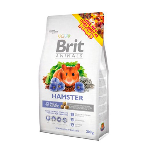 Brit Care Animals Hamster 300Gr