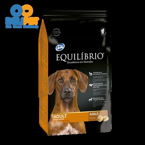EQUILIBRIO ADULT DOGS  LARGE BREEDS 15 Kg
