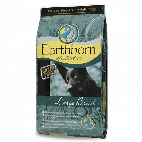 EARTHBORN HOLISTIC Large Breed - Sin Granos 12 kg