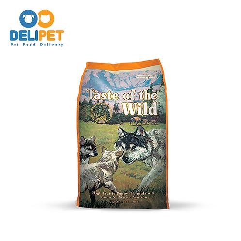 Taste of the Wild High Prairie Puppy - (2KG - 12.2KG)