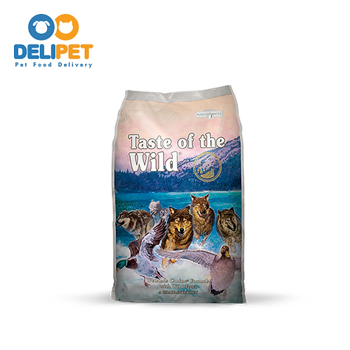 Taste of the Wild Wetlands Canine - (2KG - 12.2KG)