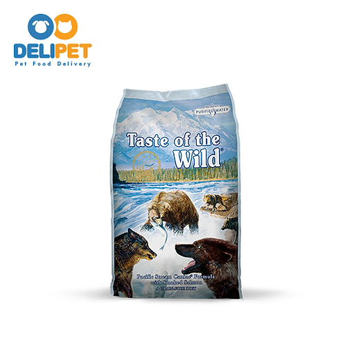 Taste of the Wild Pacific Stream Canine - (2KG - 12.2KG)