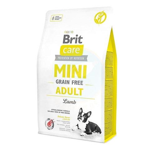 Brit Care Mini Gf Adult Lamb 2Kg