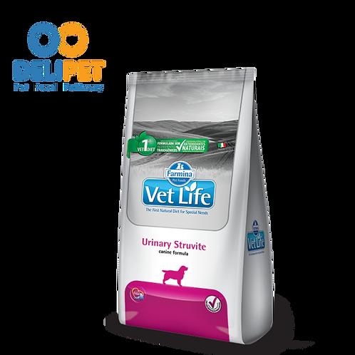 VetLife Formula Urinary Struvite CANINO - (2KG - 10.1KG)