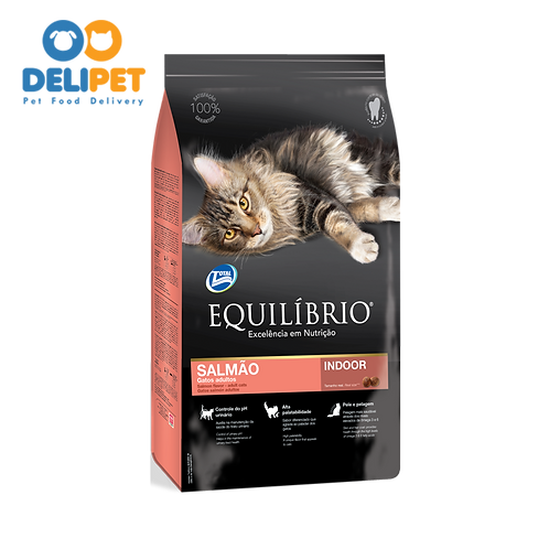 EQUILIBRIO ADULT ATS SALMON ALL BREEDS 1.5 Kg