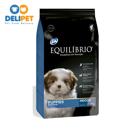 EQUILIBRIO PUPPIES SMALL BREEDS 2 y 7.5 Kg