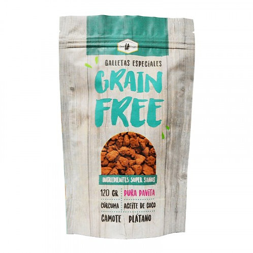 DON FERMIN GALLETAS ESPECIALES GRAIN FREE 120 GR