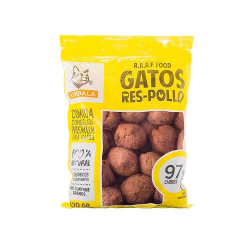 Rambala GATO RES - POLLO 800 gr