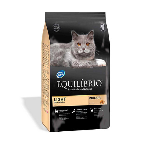 EQUILIBRIO ADULT CATS LIGHT 1.5KG