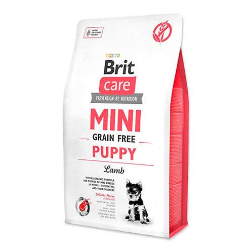 Brit Care Mini Gf Puppy Lamb 2Kg