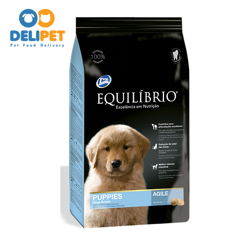 EQUILIBRIO PUPPIES LARGE BREEDS 15 Kg