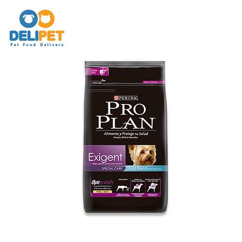 Pro Plan Exigent Dog Small Breed - (3KG - 7.5KG)