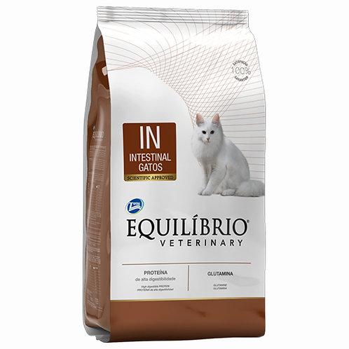 EQUILIBRIO VETERINARY CAT INTESTINAL (IN) 2KG