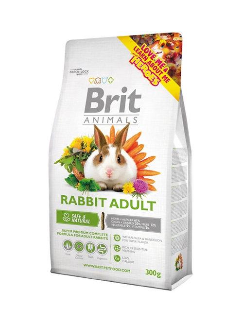 Brit Care Animals Adulto (1.5 Kg - 3 Kg) para conejo