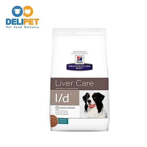Hills PD L/d Dry 17.6 lb (Liver Care) - (8KG)