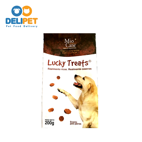 Mio Cane Lucky Treats 200 Gr.