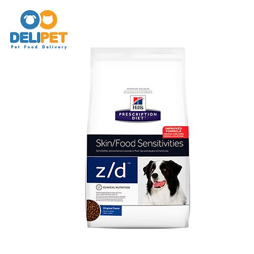 Hills PD z/d (Skin Food Sensitivities) - (BOLSA Ó LATA)