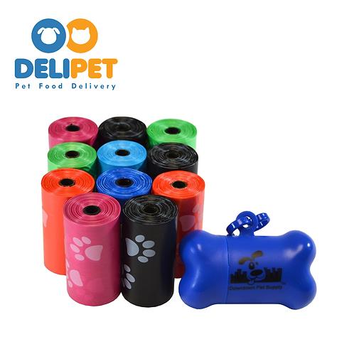 Bolsas para deshechos de Perros y Porta Bolsas