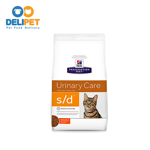 Hills PD s/d Dry Urinary Care 4 lb - 1.8 Kg