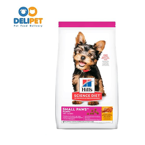 Hills SD Puppy Small Paws 4.5 lb - (2KG)
