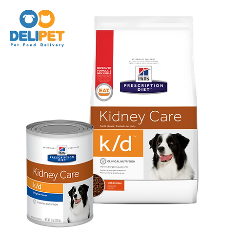 Hills PD k/d (Kidney Care) - (BOLSA ó LATA)