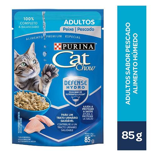 CAT CHOW Adultos Pescado 15 UNI X 85g (CAJA)